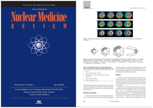 Czasopismo: NUCLEAR MEDICINE REVIEW